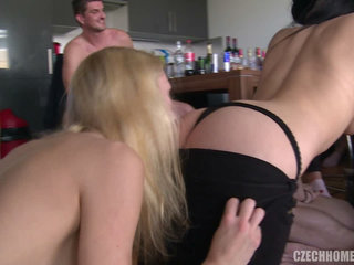 Firstime on Real Sex Party